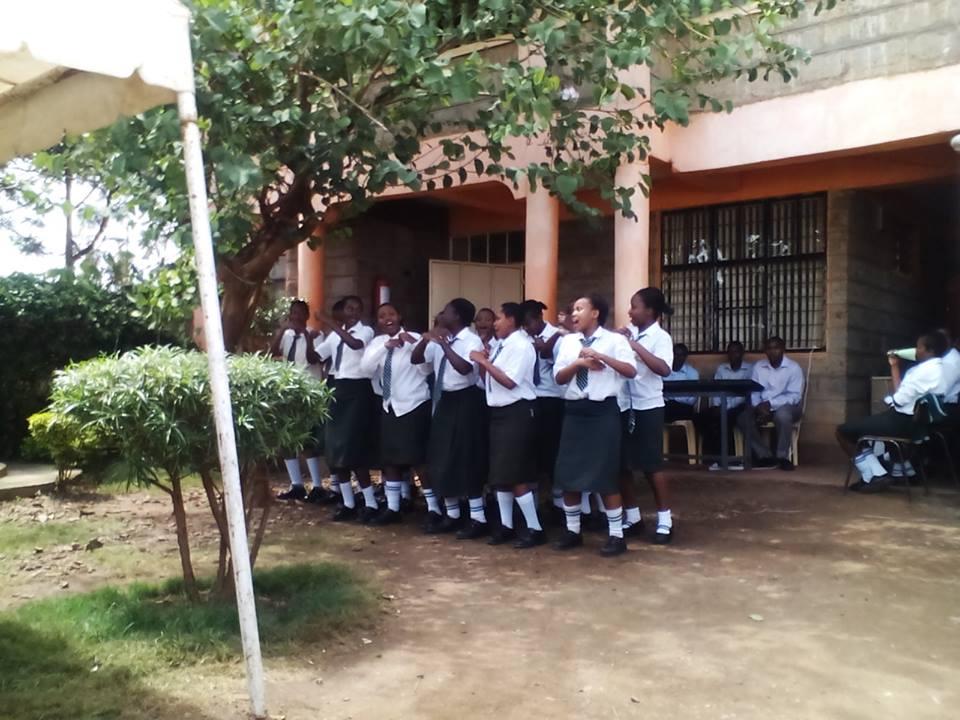 A l'escola que anem ara!