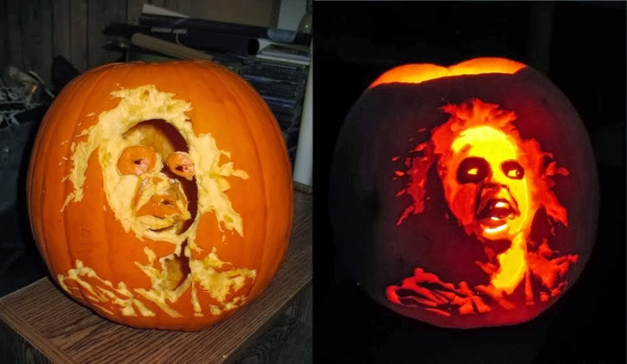 check out the best of pumpkin carvings