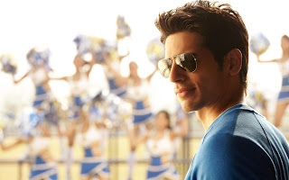 Student Of The Year Sidharth Malhotra close up wallpaper Kukaad song