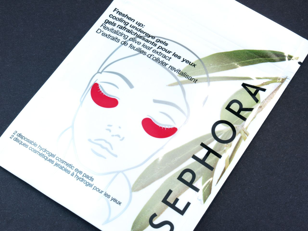 Sephora Freshen Up Cooling Undereye Gels: Review