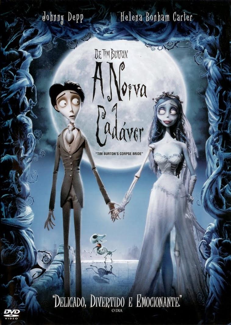 A Noiva Cadáver – Dublado (2005)