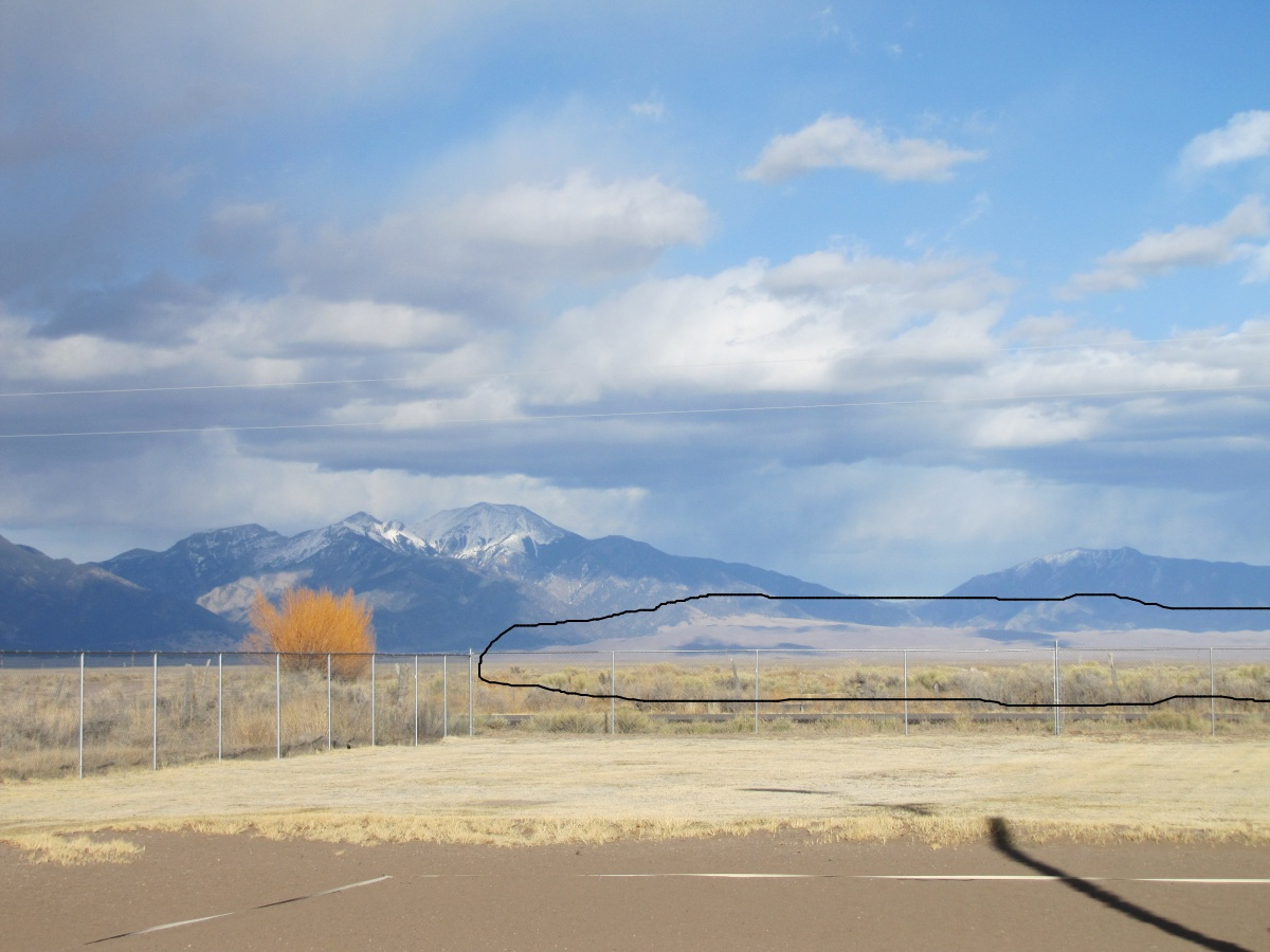 Alamosa Quilter Sand Dunes Swimming Pool