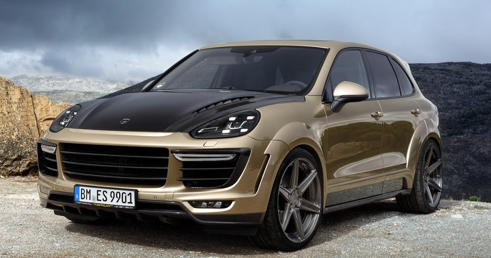 TopCar Vantage Turbo Gold Edition