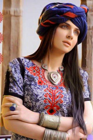 Mahnoor Baloch HD Wallpaper