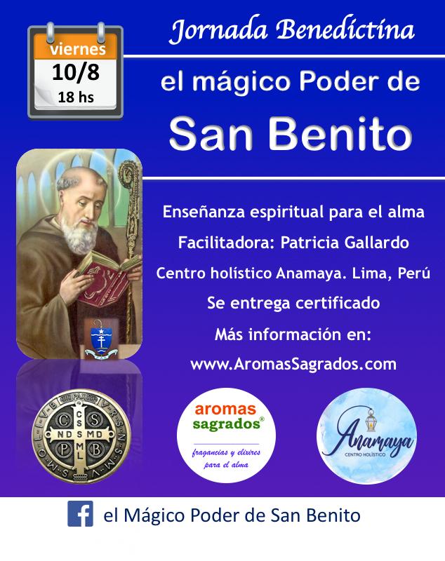 Jornada Benedictina en Lima, Perú