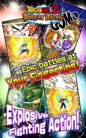 DRAGON BALL Z DOKKAN BATTLE v1.2.1 MOD APK Android