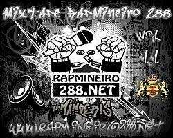 ~►☆Coleção De Mix Tapes Rap Mineiro 288 ® → Volumes →►1,2,3,4,5,6,7,8,9,10® ◄←
