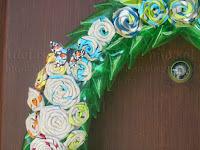 Grinalda/Guirlanda de Maio (Flores)