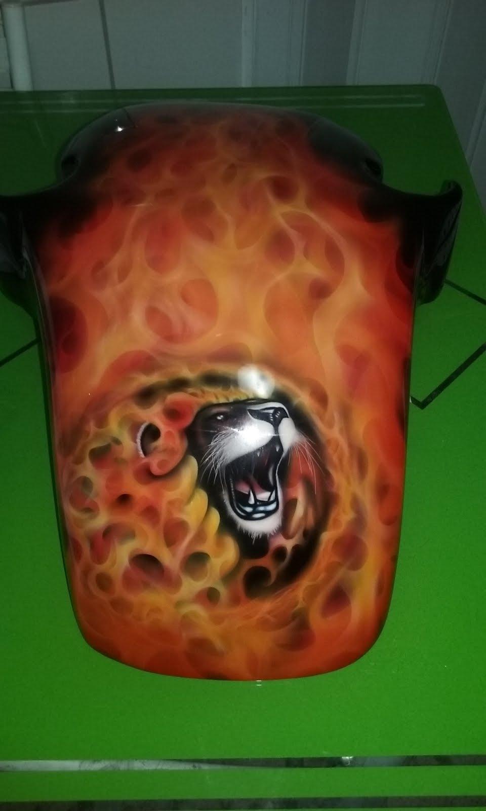 Leão de Fogo