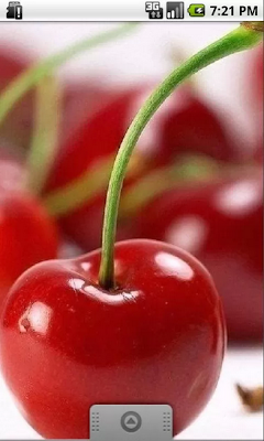 Juicy Cherry Fruit LWP