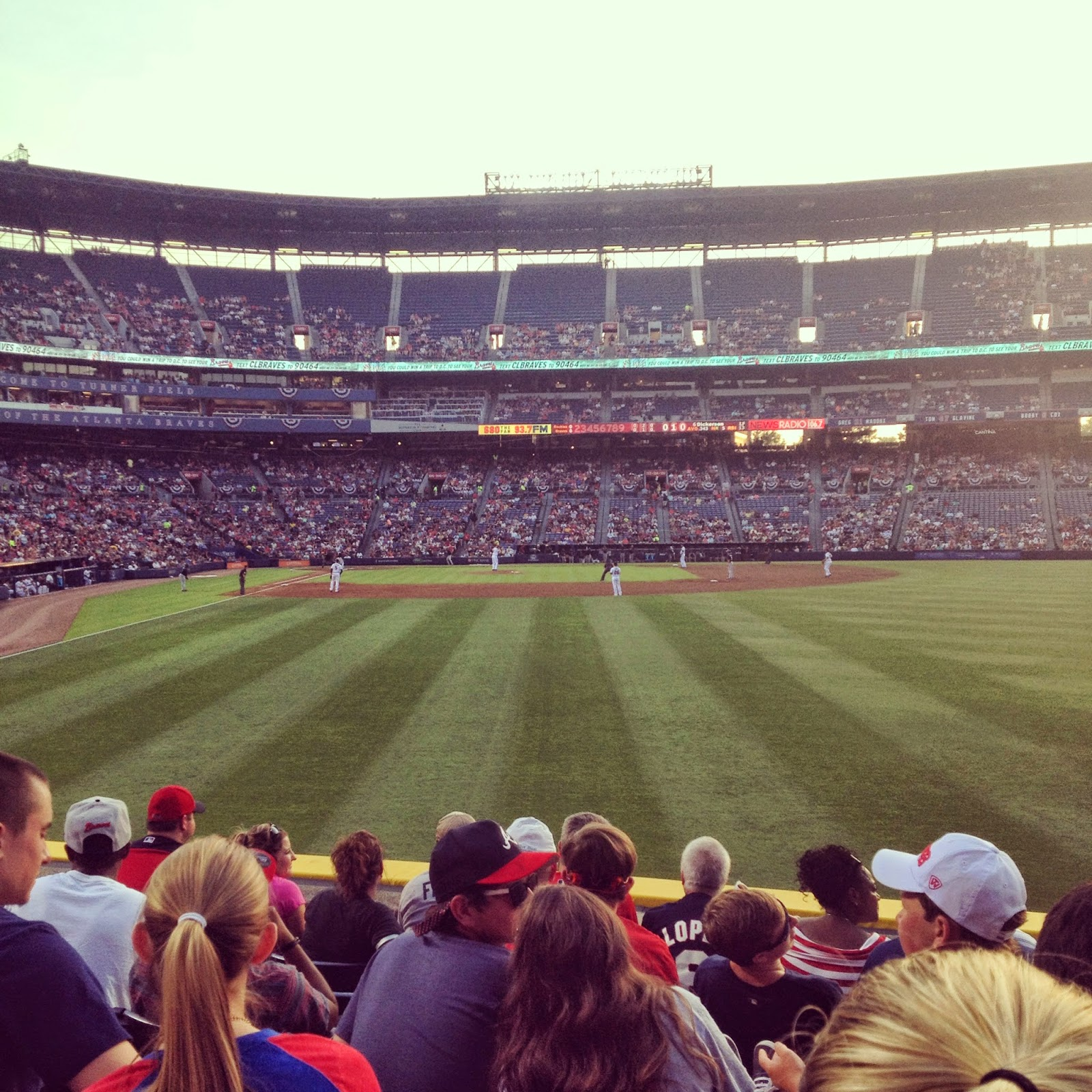 Braves v Rockies