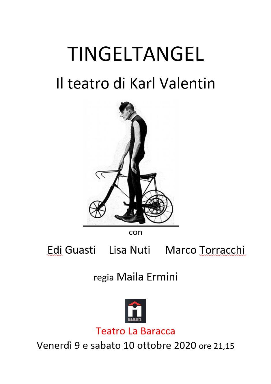 Tingeltangel di Karl Valentin