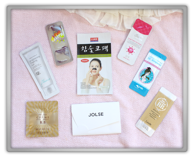 Jolse order Etude house it's skin Haul Review beauty blogger makeup Prestige D'escargot Nouveau Cushion 2