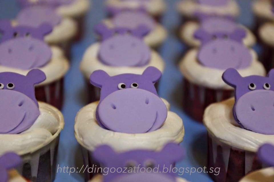 Mikis Food Archives Happy Hippo Birthday Cake