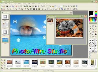 تحميل برنامج فوتو فلتر استديو download photofiltre studio x 10