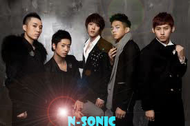 [Foto] Biodata N-Sonic Boyband Korea