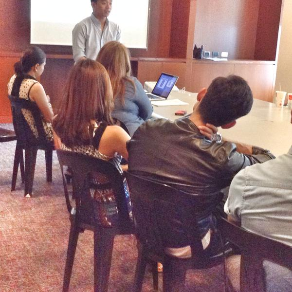 Story Conference for Kim Chiu and Xian's Lim new teleserye, The Story of Us