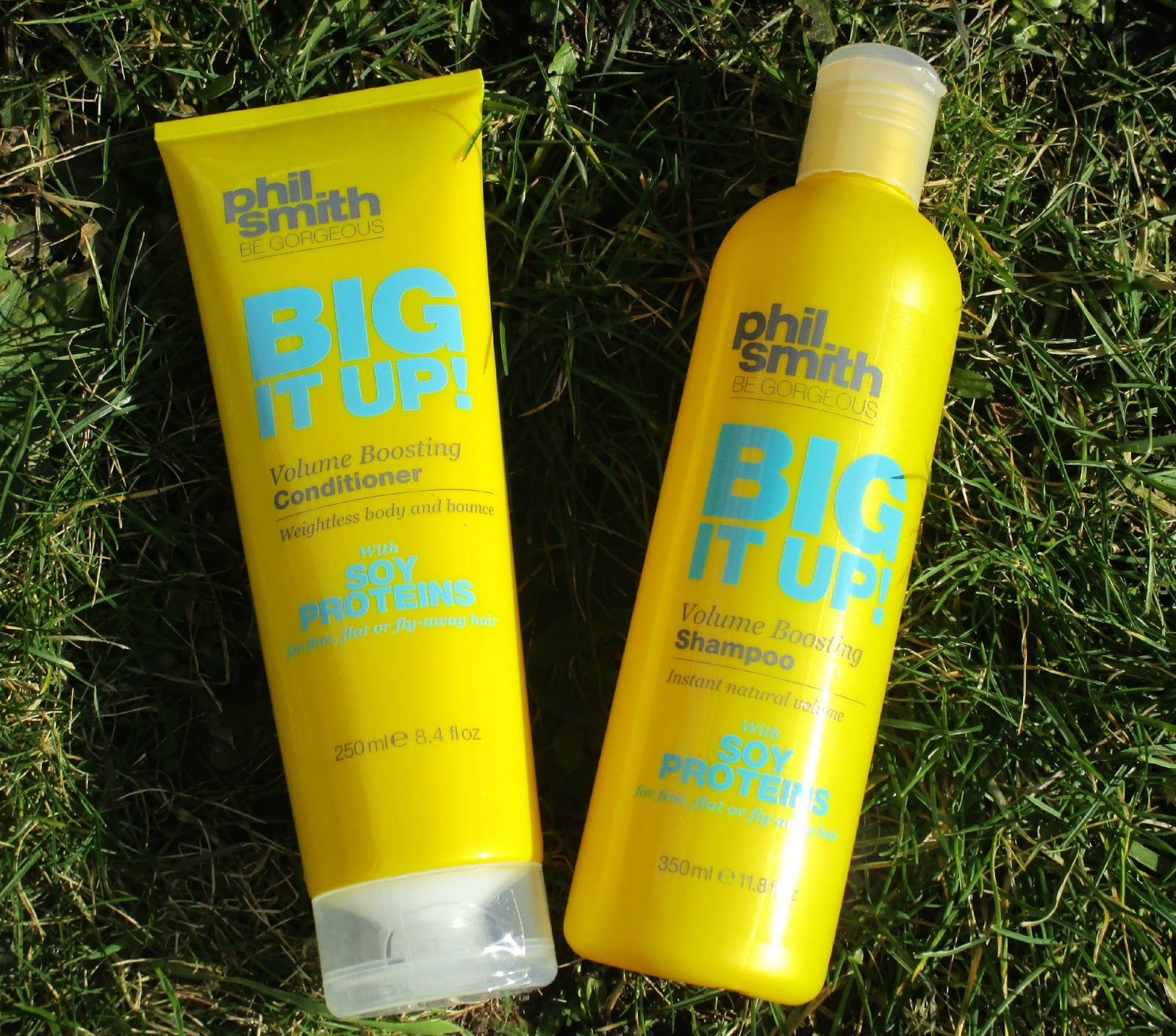 HaySparkle Phil Smith Be Gorgeous BIG IT UP Review