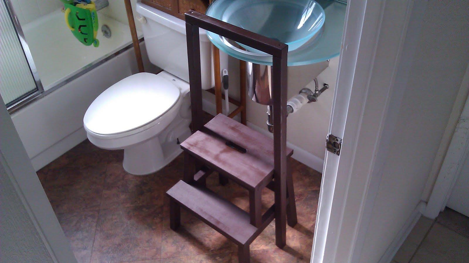 safe bekvam step stool for toddlers. Black Bedroom Furniture Sets. Home Design Ideas