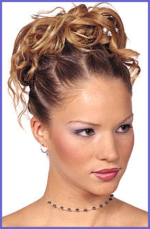 Prom Updo Hairstyles Pictures