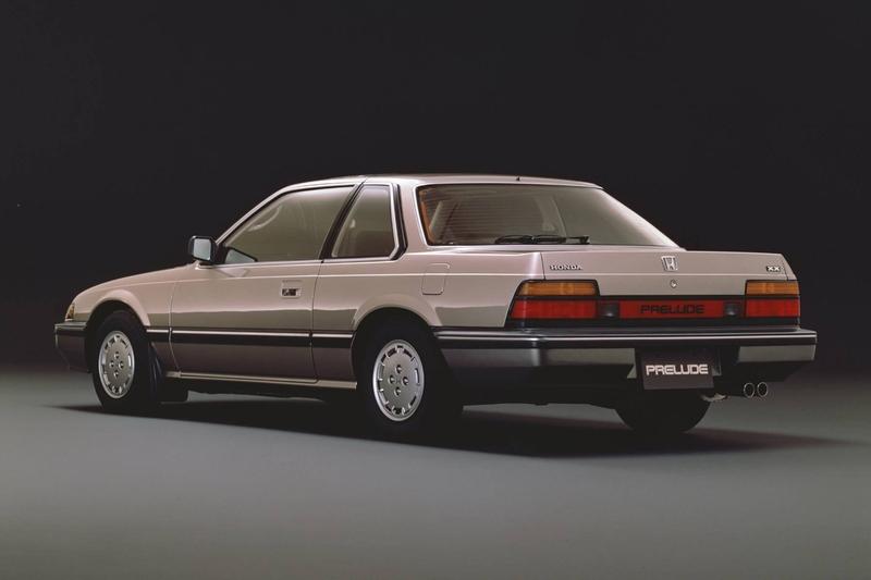 1991 Honda Prelude Si 4ws Honda Prelude (I)