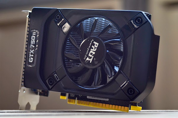 Palit Storm X GeForce GTX 750Ti OC Edition