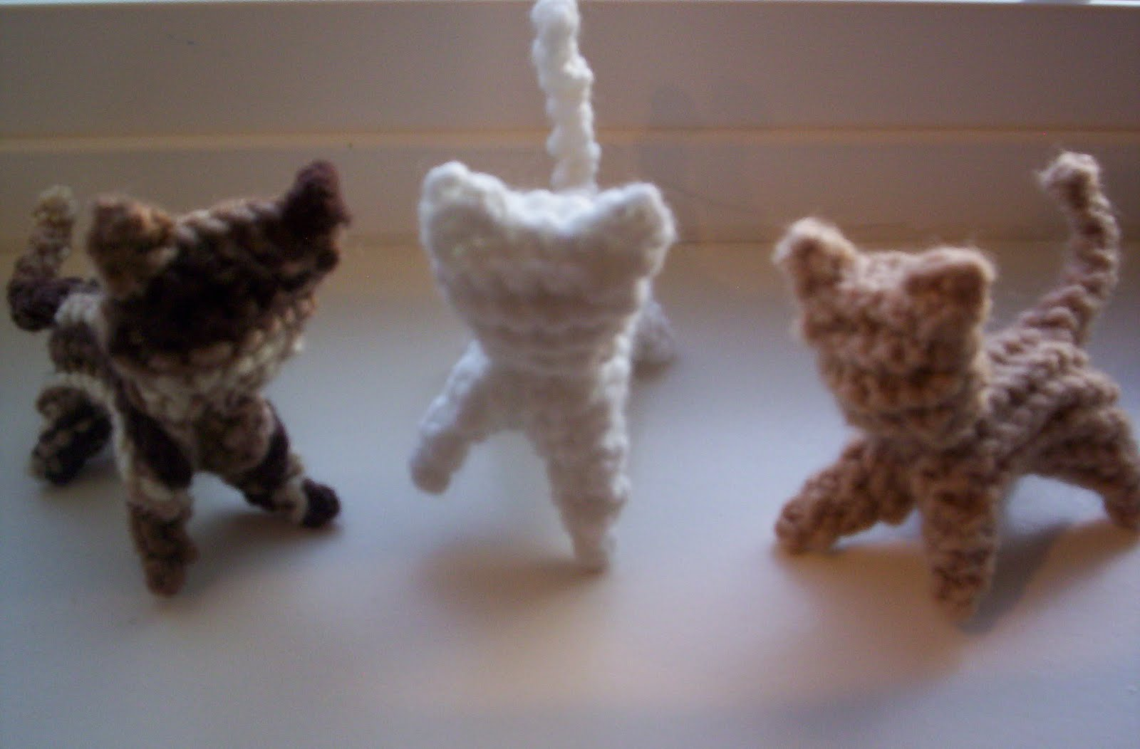 Knitting Kitten : Almost unschoolers tiny pumpkin pattern knit and purl