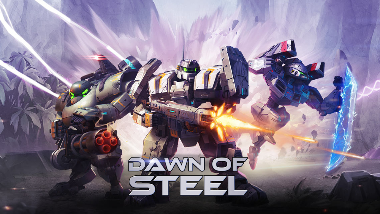 Dawn of Steel Gameplay IOS / Android