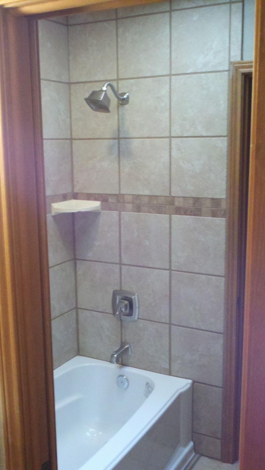 parker homes renovations showers. Black Bedroom Furniture Sets. Home Design Ideas