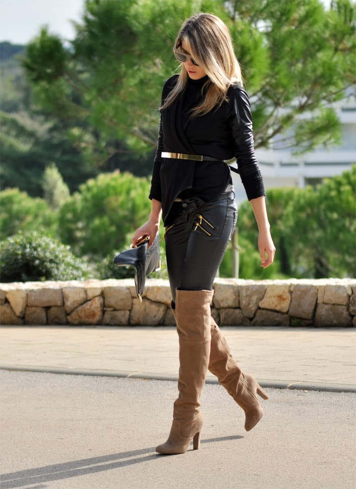 tnt the tight knee boots
