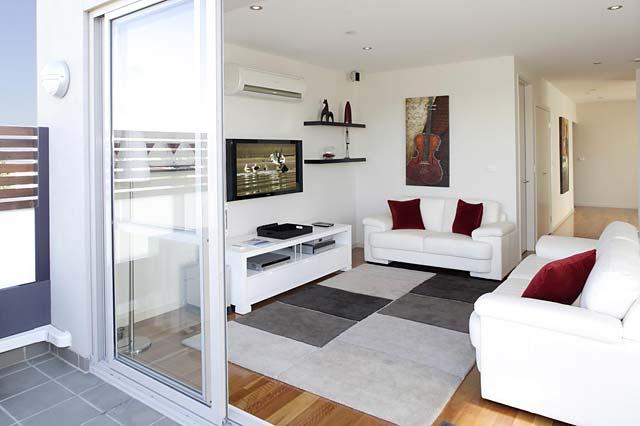 Desain Interior Apartemen Mungil