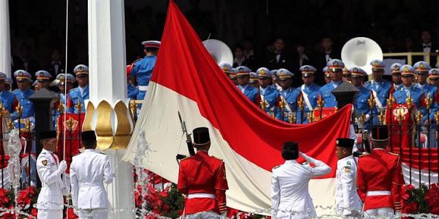 Mensesneg Imbau Pengibaran Bendera Merah Putih 14 hingga 18 Agustus