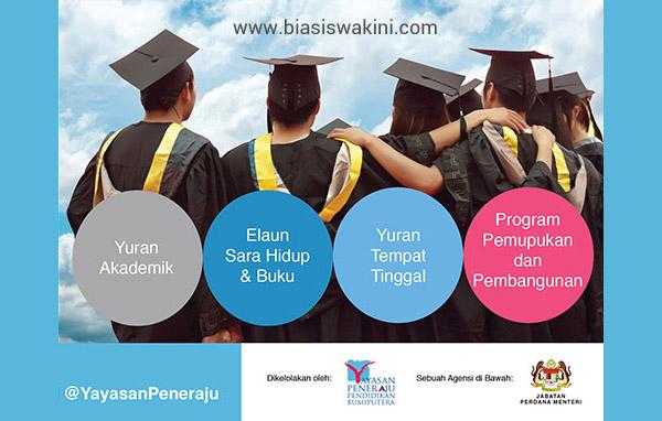 Biasiswa Peneraju Tunas Potensi Scholarship Program 2016