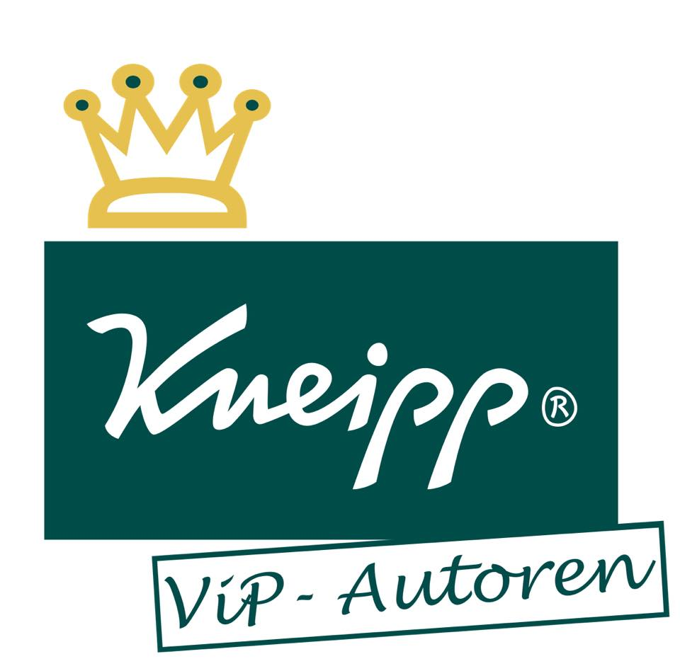 Ich bin Kneipp Vip- Autor