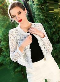 2017 Elegant Lace Blazers