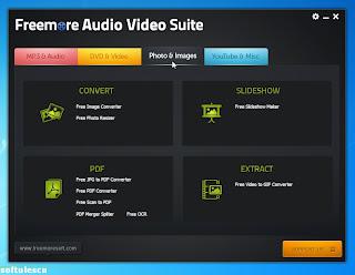 Freemore Audio Video Suite - Photo & Images