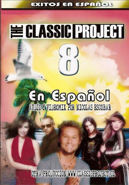 THE CLASSIC PROJECT - 8 DVDRIP MUSICAL