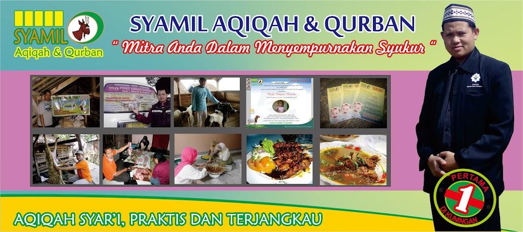 SYAMIL AQIQAH & QURBAN KUNINGAN