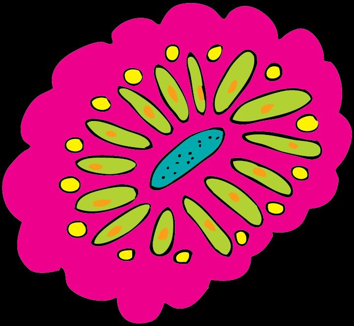#illustration #pinkflower