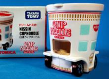 Nissin Cup Noodle Car