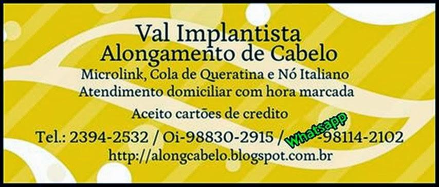Implantista - Megahair