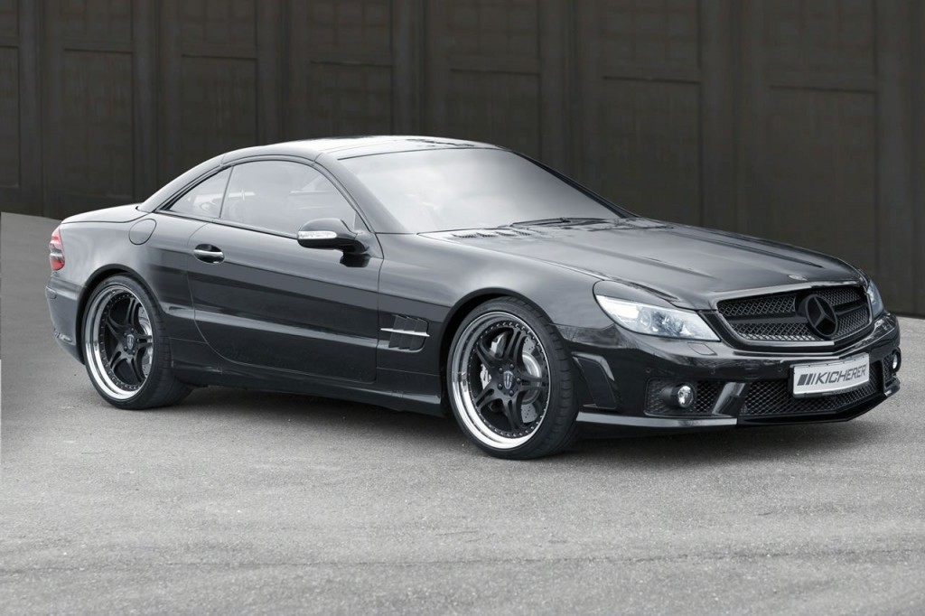 Expensive car kicherer mercedes benz sl 63 rs for The most expensive mercedes benz