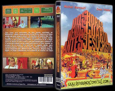 LDos Horas Menos Cuarto Antes de Jesucristo [1982] Descargar cine clasico y Online V.O.S.E, Español Megaupload y Megavideo 1 Link