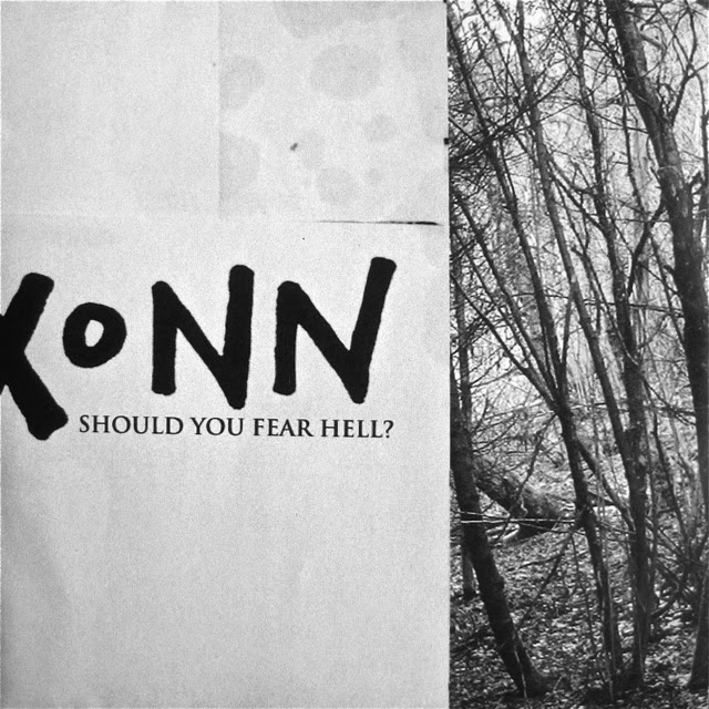 AXXONN Should You Fear Hell?
