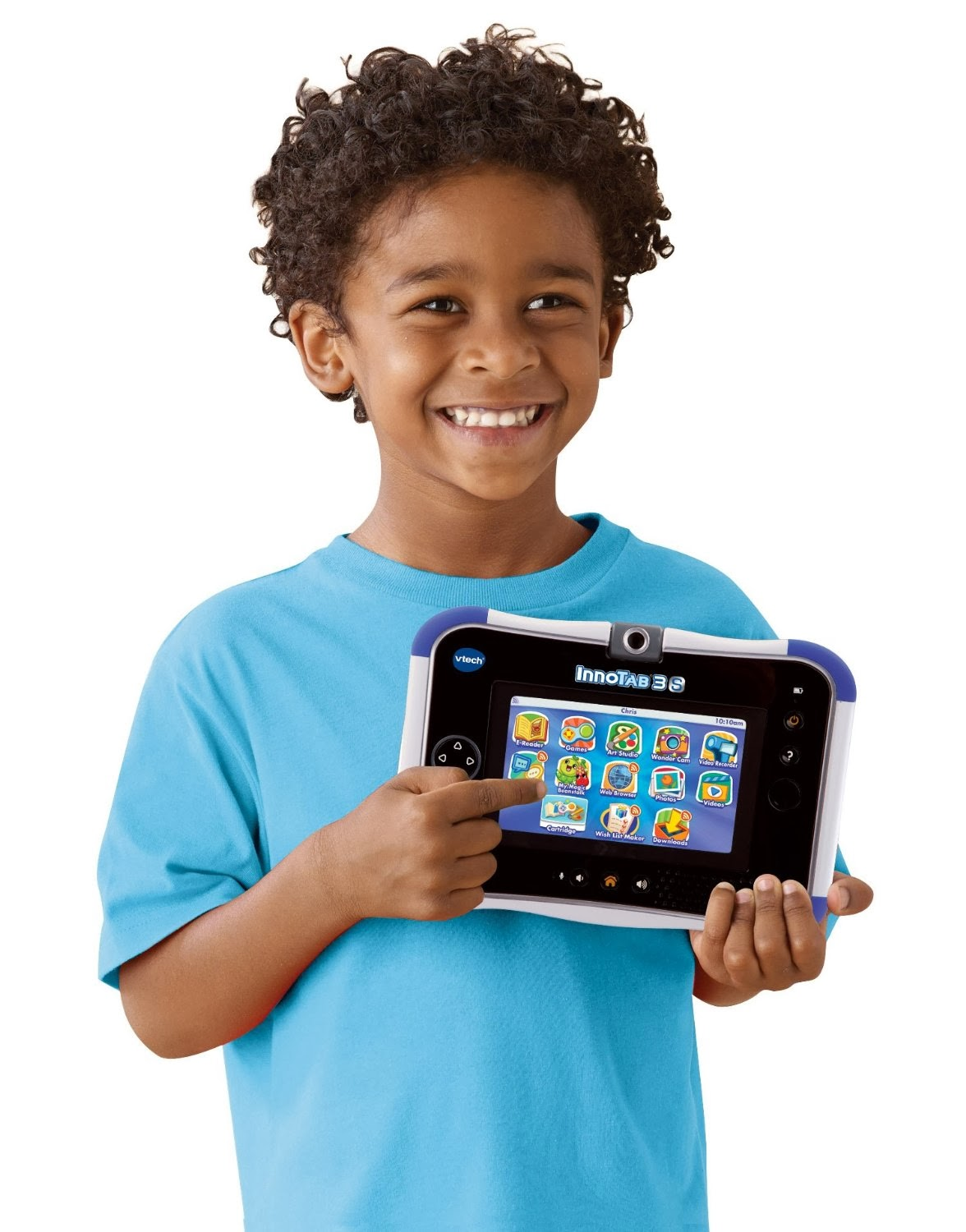 kids with vtech