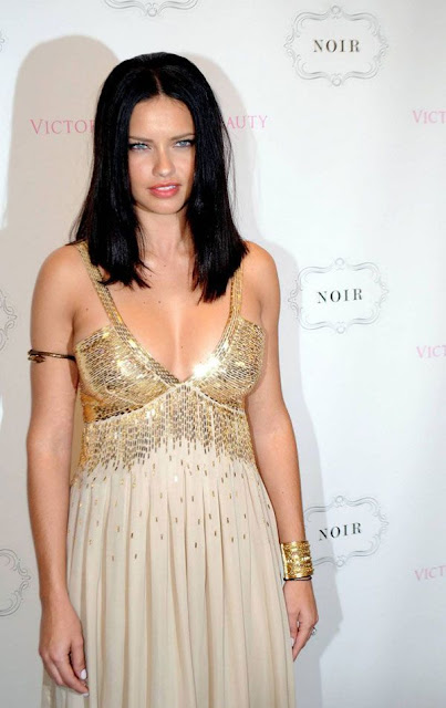 Hot Hollywood Actress Adriana Lima Hot