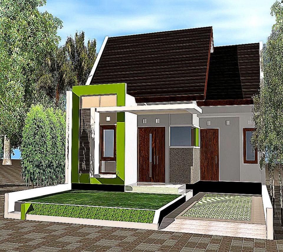 Desain Exterior Rumah Minimalis Type Ymodklp   Desain  Interior