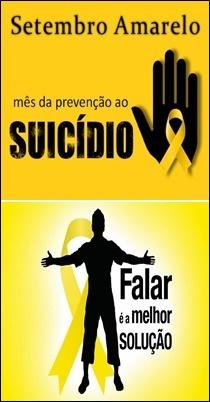 DIGA NÃO AO SUICÍDIO - DIGA SIM A VIDA