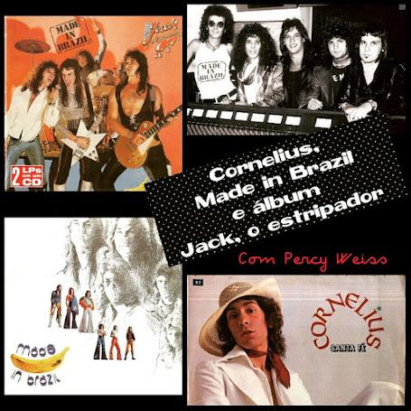 Cornelius, Made In Brazi e álbum Jack, o estripador