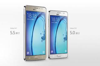 Samsung Galaxy On5 και On7, διέρρευσαν τα πρώτα μέλη της νέας σειράς [Update: Επίσημα]